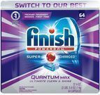 64-Count Finish Powerball Quantum Max Dishwasher Tablets