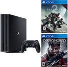 PS4 Pro 1TB Console Destiny/Dishonored Bundle