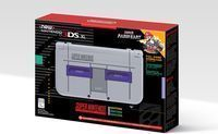 Nintendo 3DS XL SNES Edition (Pre-Order)