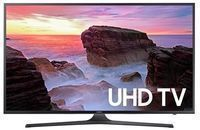 Samsung UN55MU6300F 55 4K Ultra HD Smart TV + $100 Dell GC