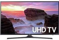 Samsung UN50MU6300 50 4K Ultra HD Smart LED TV