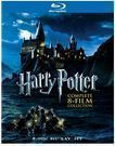 Harry Potter - Complete 8-Film Collection Blu-ray Set