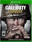 Call of Duty: WWII (Xbox One or PS4)
