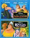 The Emperor's/Kronk's New Groove [Blu-ray + DVD]