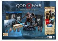 God of War: Stone Mason Edition (PlayStation 4)