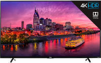 TCL 55 LED 4K UHD HDR Roku Smart TV - Refurb - 55P605