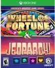 Wheel of Fortune & Jeopardy Combo Game - Xbox One & PS4
