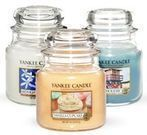 Yankee Candle - All Medium Classic Jar Candles: Buy 1, Get 2 Free
