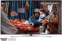 LG 60SJ8000 60 4K LED HDTV w/ Nano Cell Display