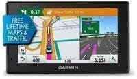 Garmin Drivesmart 5 GPS w/ Traffic & Lifetime Maps - Refurb