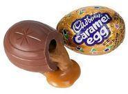 13 Pounds of Cadbury Caramel Mini Eggs