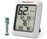 ThermoPro Digital Hygrometer Humidity Monitor