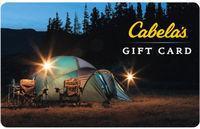 $100 Cabela's Gift Card