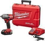 Milwaukee M18 Cordless 1/2 Impact Wrench