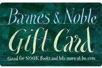 $100 Barnes & Noble Gift Card - 1st Class Delivery