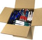 5-lb. Box of Misprint Plastic Retractable Pens