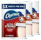 Charmin 24 Count Ultra Strong Toilet Paper