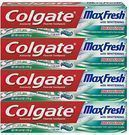 Colgate Max Fresh Whitening Toothpaste (4 Pack)