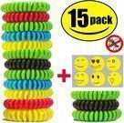 Sturme All Natural Mosquito Repellent Bracelets (15 Pack)