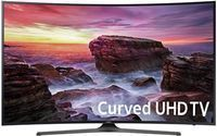 Samsung UN65MU6500FXZA 65 Curved 4K LED HDTV
