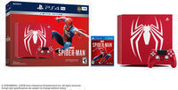 PlayStation 4 Pro 1TB Spider-Man LE Bundle (Pre-Order)