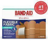 100-Count Band-Aid Brand Flexible Bandages - Add-On
