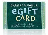 Groupon - $10 Barnes & Noble eGift Card for $5