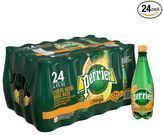 Perrier L'Orange Flavored Carbonated Mineral Water