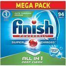 Finish Powerball Dishwasher Detergent Tablets 94-Pack
