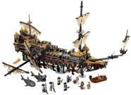 Lego Pirates of the Caribbean Silent Mary Set + $10 GC