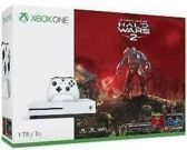 Xbox One S 1TB Console Halo Wars 2 Bundle