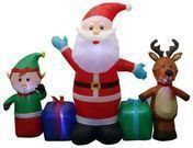 Home Depot - Up to 25% Off Christmas Inflatables