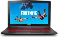 MSI GV62 15.6 Laptop w/ Intel i5 CPU + Fortnite Extras