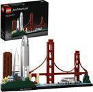 Lego Architecture Skyline Collection San Fran. Building Kit