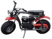 Coleman Powersports BT200X Gas Powered Mini Bike