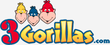 3Gorillas.com Coupons