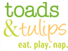 Toads & Tulips Coupons