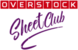 Overstock Sheet Club